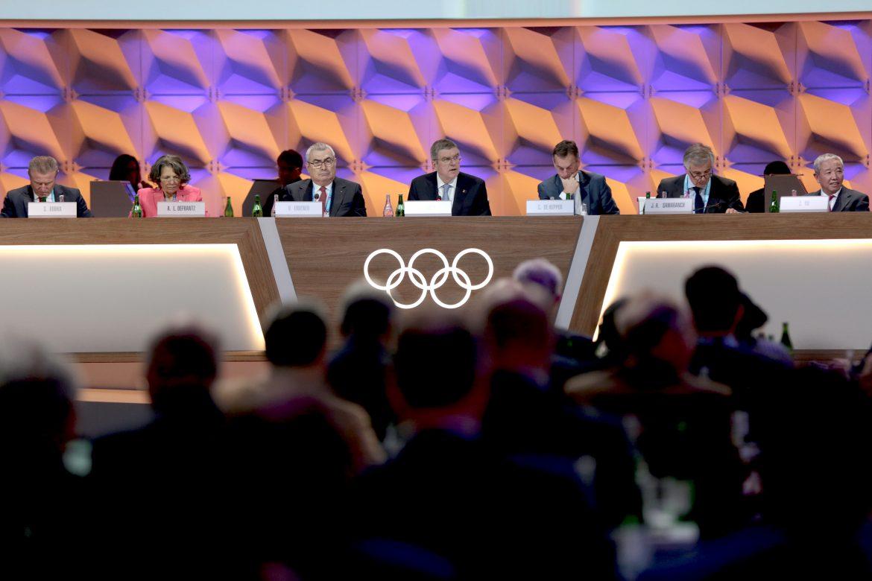 IOC President Bach on Esports
